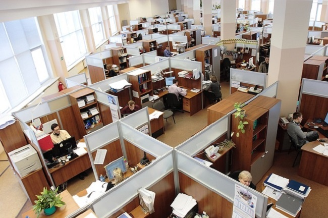 Office environments can make or break a company's culture