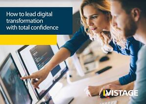 vistage digital transformation